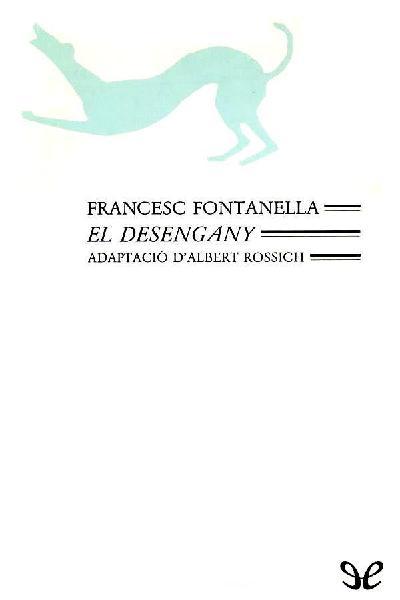 libro gratis El desengany